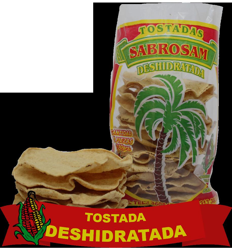 Tostada Deshidratada2